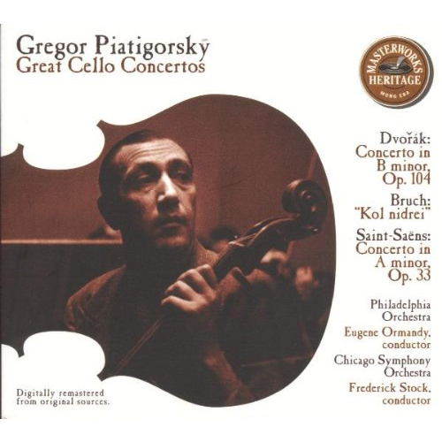 CD.Great Cello Concertos.Cover