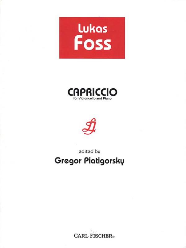 Foss - Capriccio