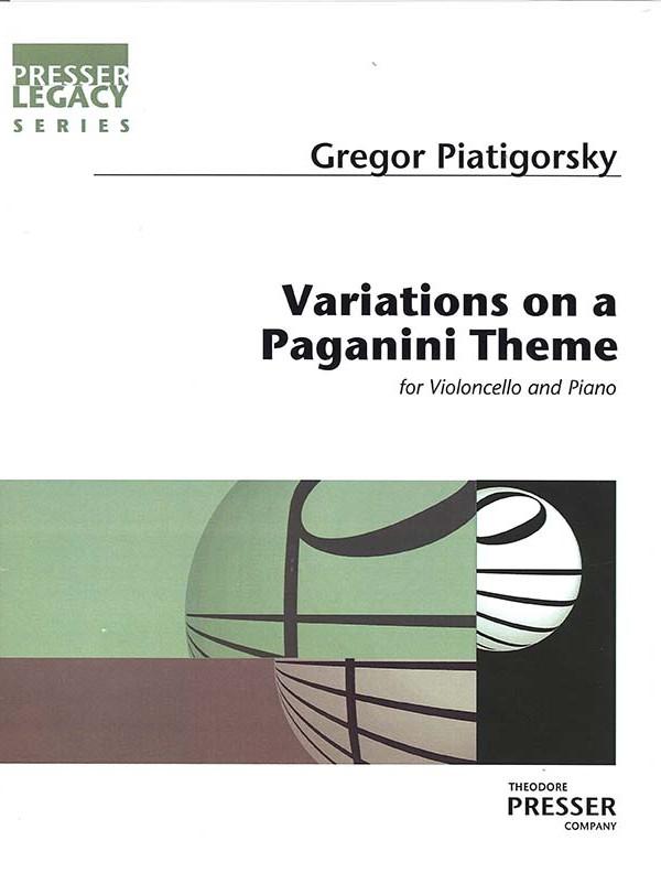 Piatigorsky - Variations