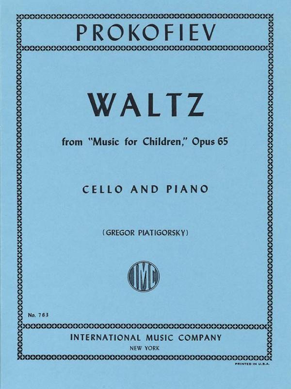 Prokofiev - Waltz