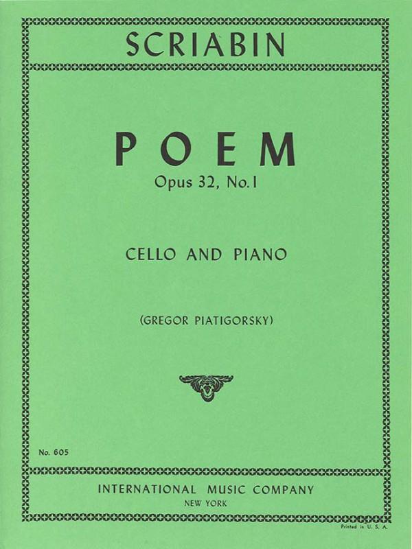 Scriabin - Poem