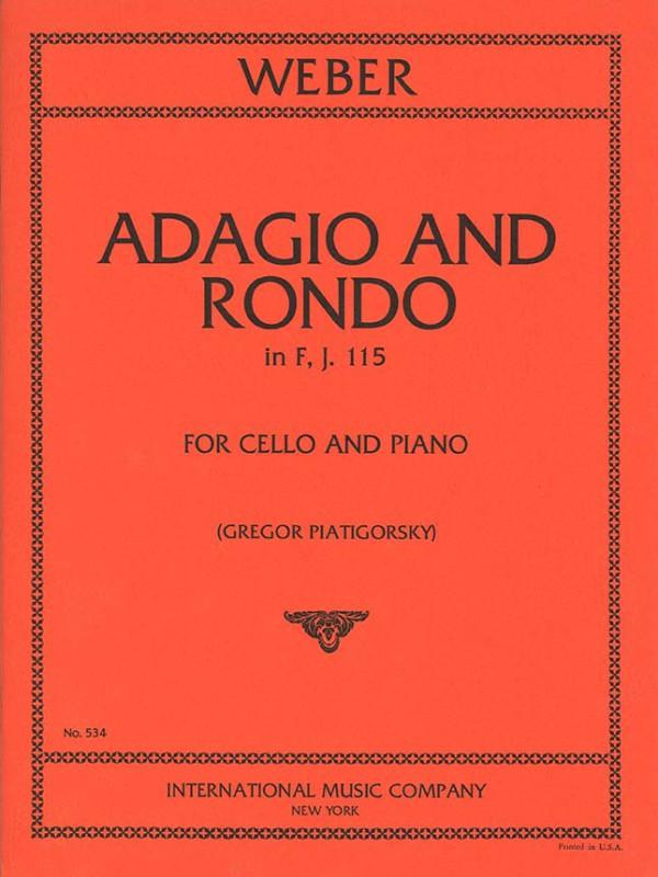 Weber - Adagio and Rondo